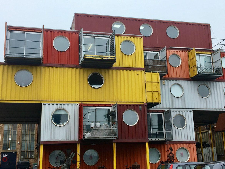 Trinity Buoy Wharf - Container City