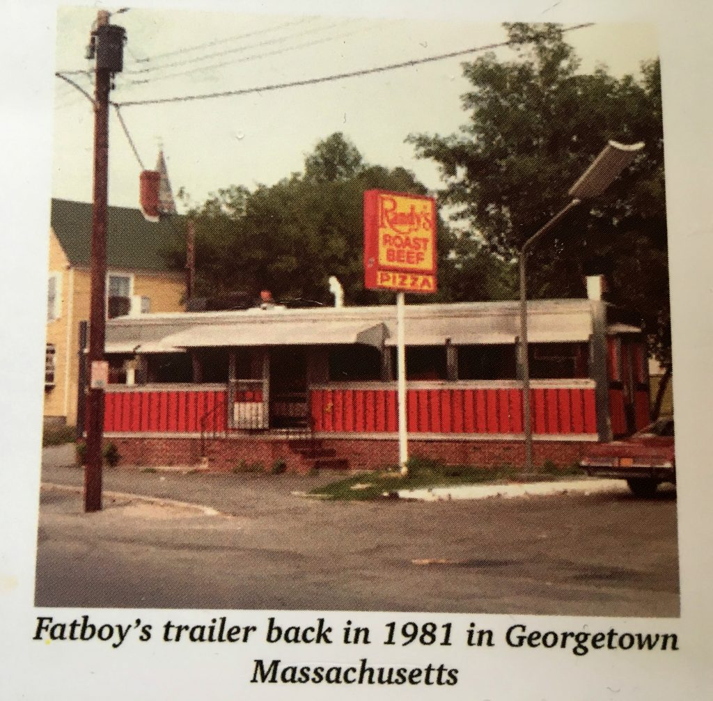 Trinity Buoy Wharf - Fatboy's Diner