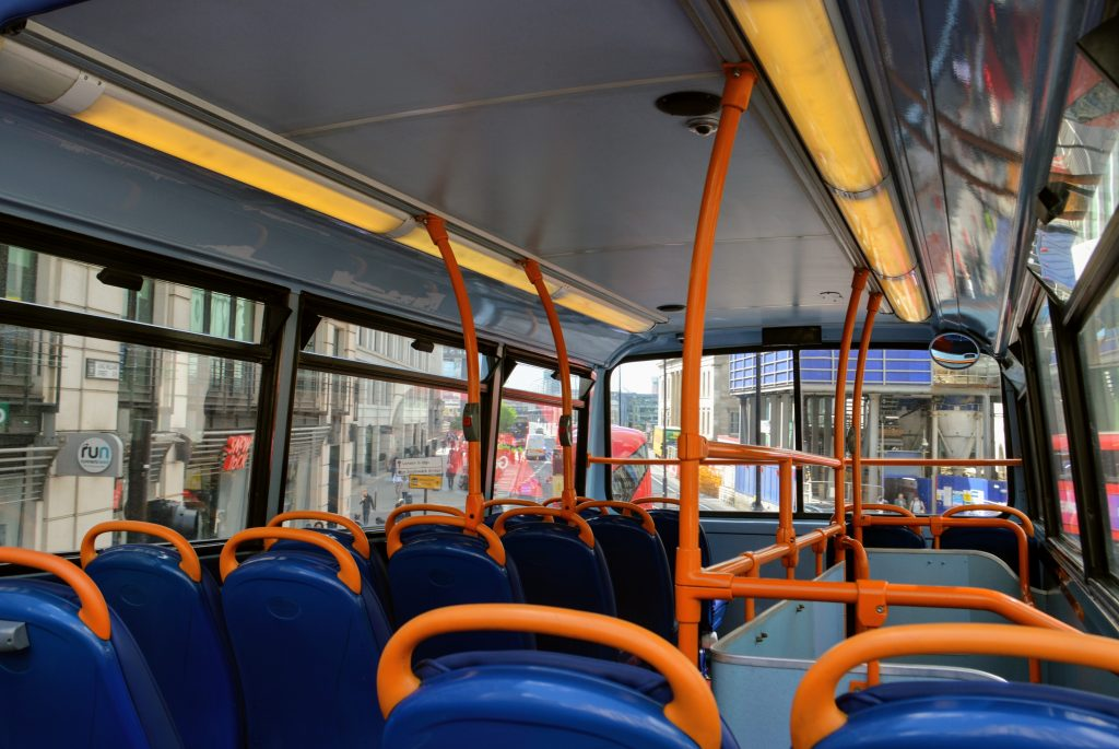 Megabus London sightseeing bus tour