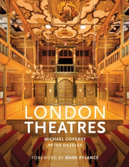 London Theatres book by Michel Coveney and Peter Dazeley