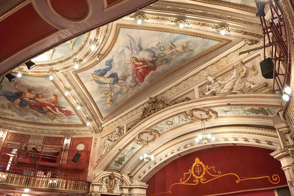 New Wimbledon Theatre. Copyright: Peter Dazeley
