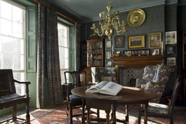 Dining Room, Emery Walker's House