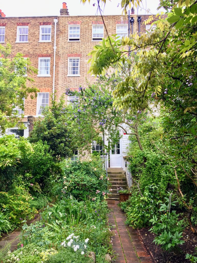 Garden - Emery Walker's House