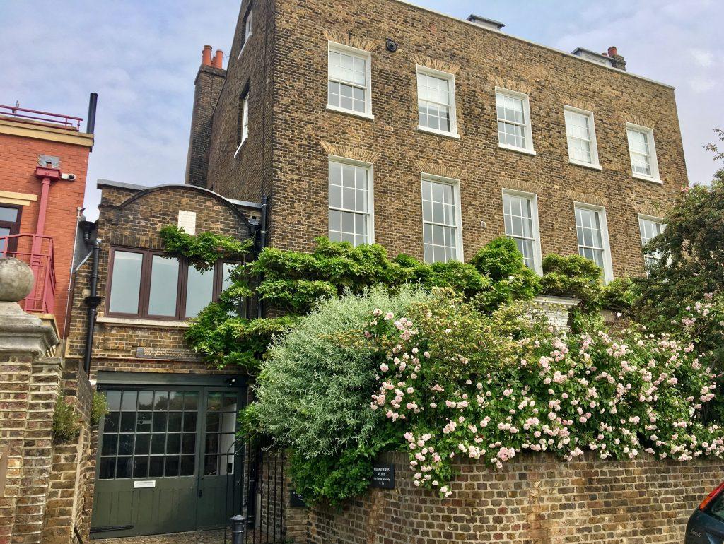 William Morris Society and Kelmscott House