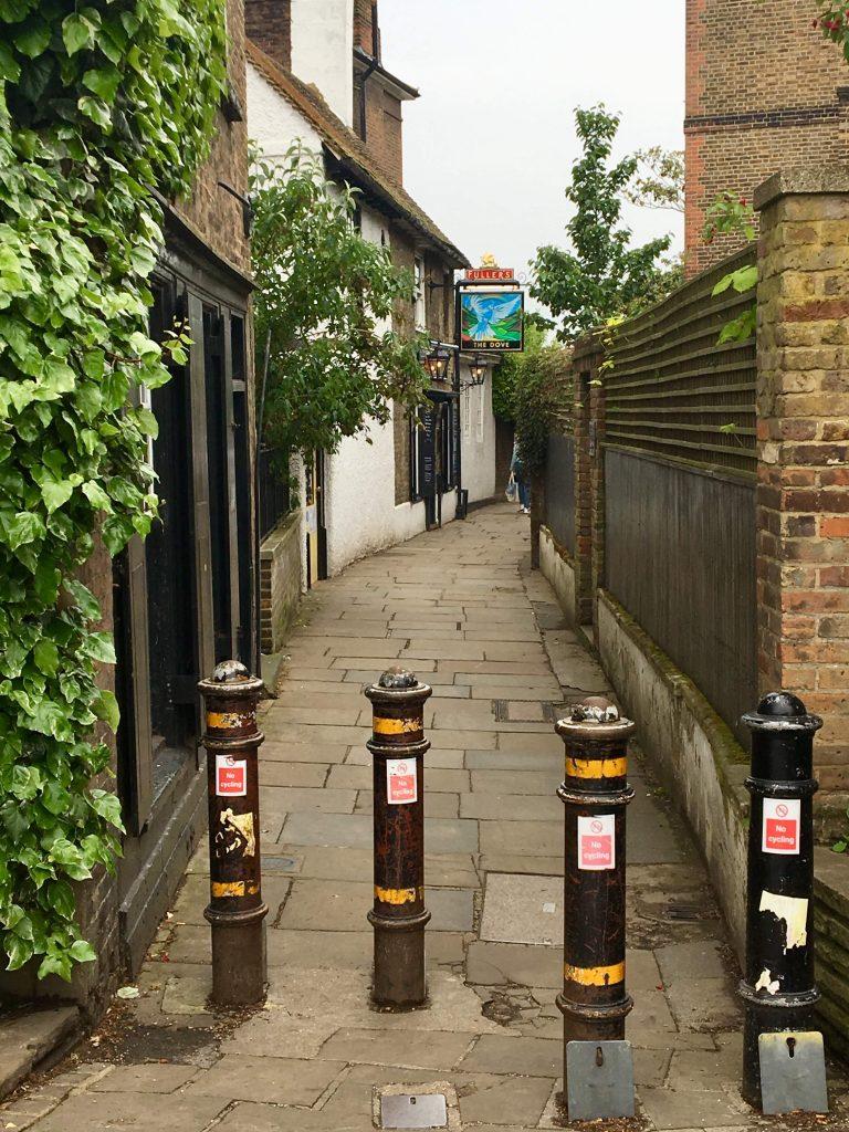 The Dove Pub Hammersmith