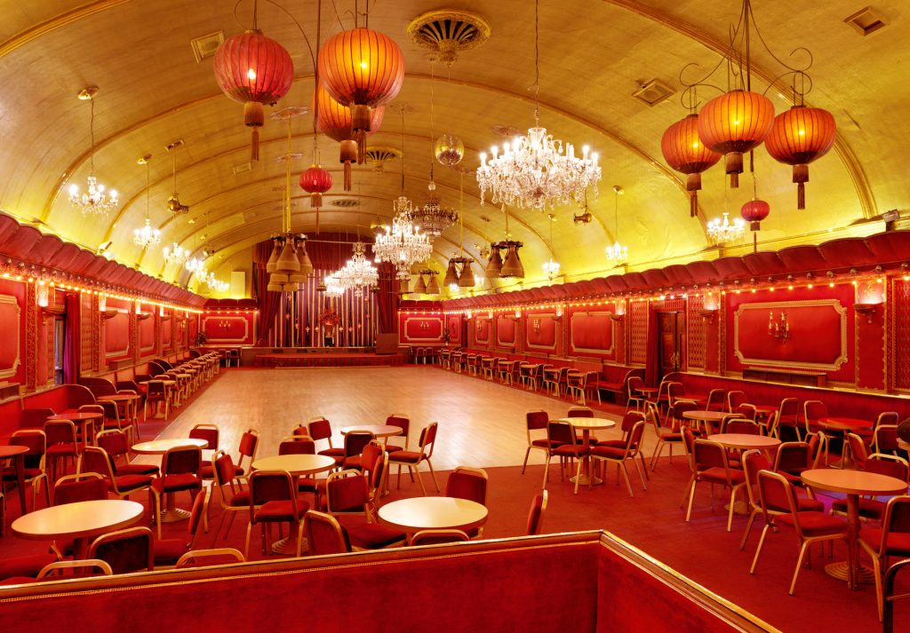 Rivoli Ballroom. Copyright Peter Dazeley