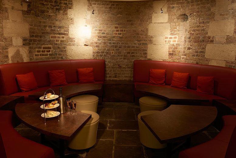 Café in the Crypt Aspe