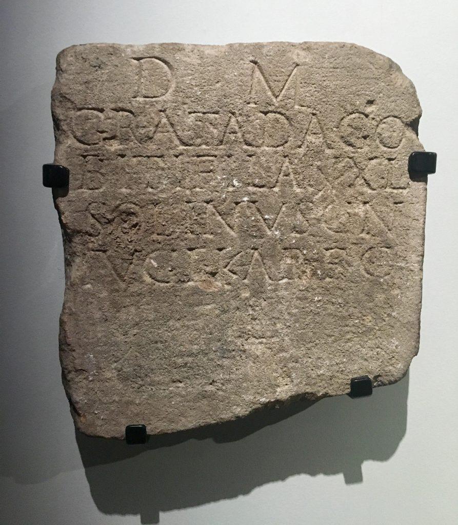 Roman Dead - Museum of London Docklands