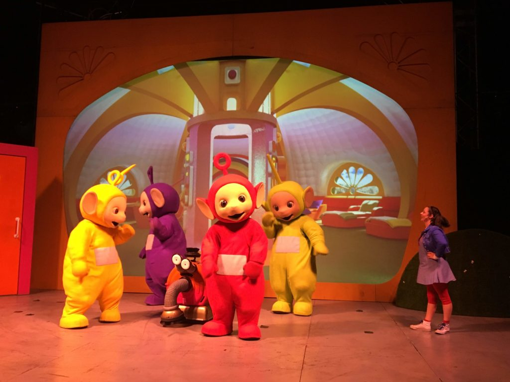 Teletubbies Christmas Show