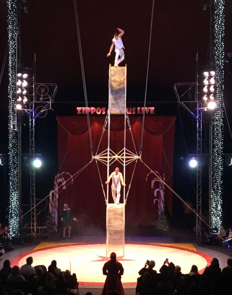 Zippos Christmas Circus 2018