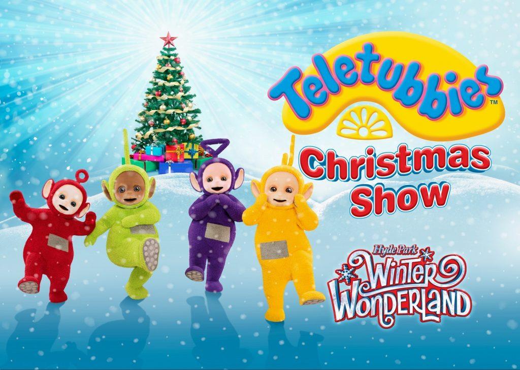 Teletubbies Christmas Show