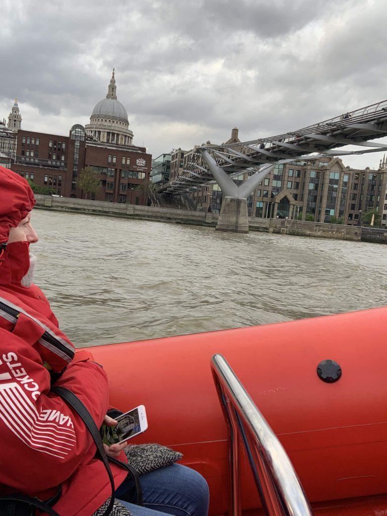 Thames Rockets Thames Lates