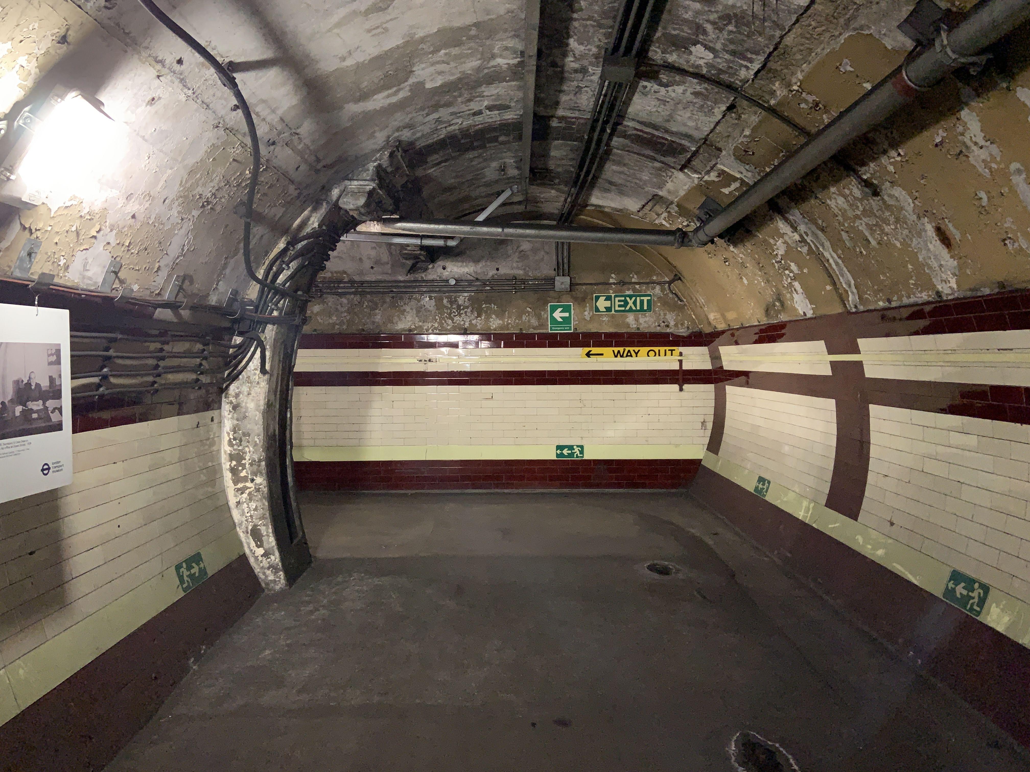 Down Street Hidden London tour