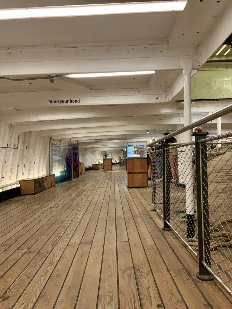 Cutty Sark Tween Deck