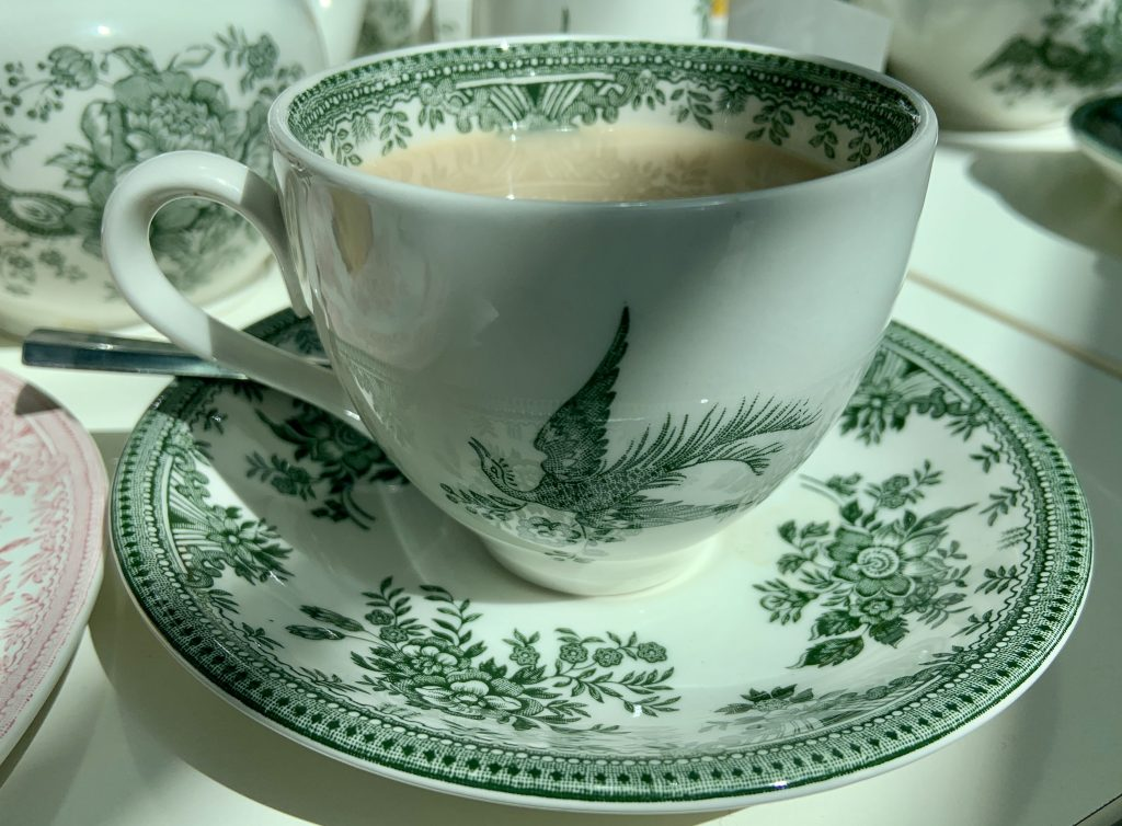 Cutty Sark tea cup