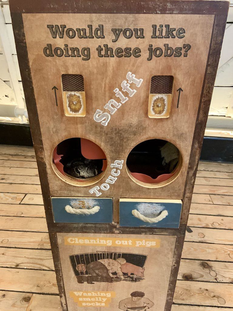 Cutty Sark interactives
