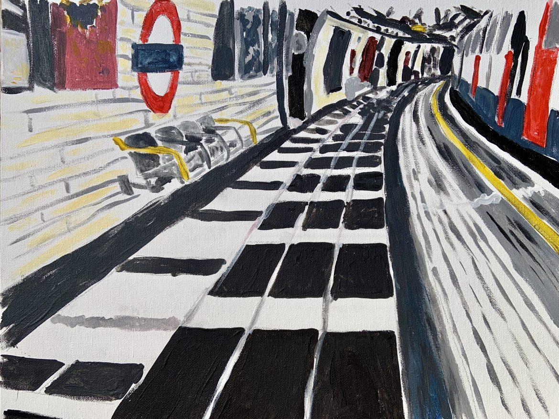 MasterPeace London mindful painting
