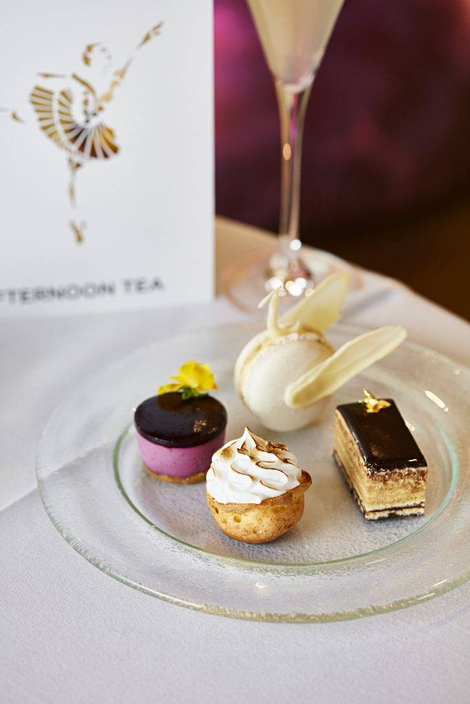 Swan Lake Afternoon Tea Royal Opera House