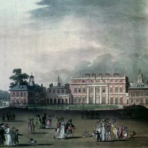 Buckingham Palace history