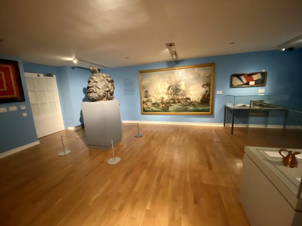 Foundling Museum – Fighting Talk