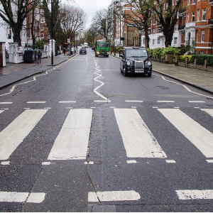 Abbey Road crossing